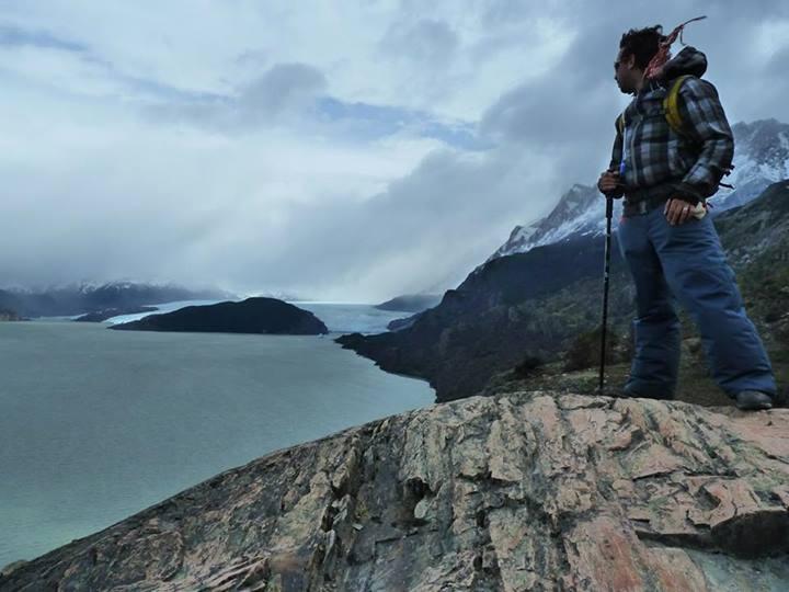 Glaciar Grey Dia 5